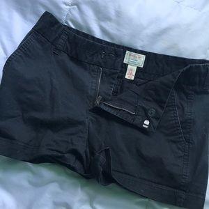Gap Black Shorts!